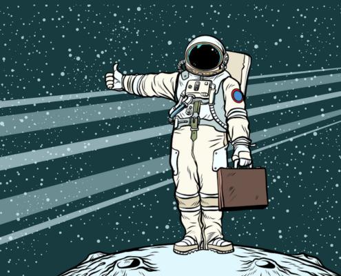 """El valor en los equipos de los """"terceros astronautas"""". Morgan Gold Consulting"""