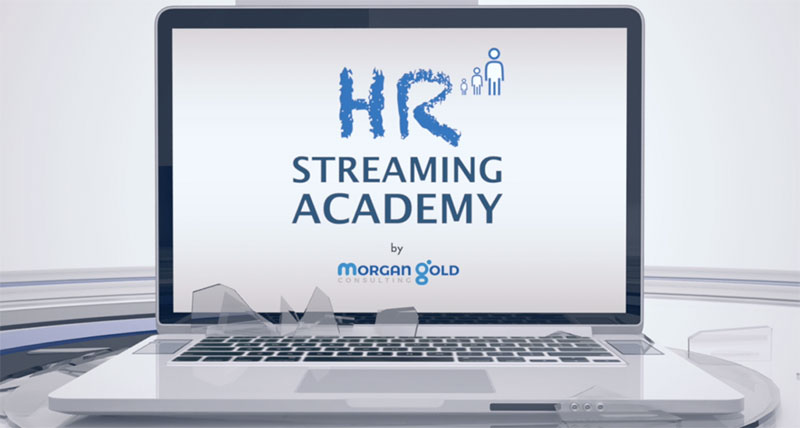HR Streaming Academy. Morgan Gold Consulting